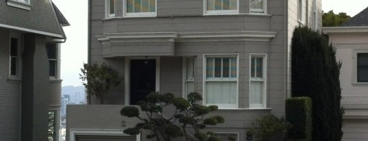 Too Close for Comfort House - TV Show is one of San Francisco Movie Map.