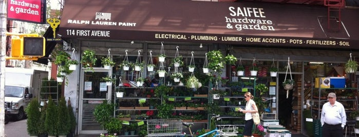 Saifee Hardware & Garden is one of NYC Shopping.