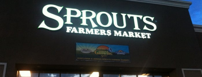 Sprouts Farmers Market is one of Tucson.