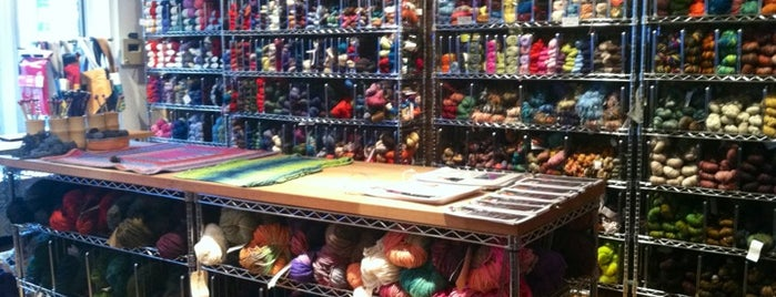 The Yarn Company is one of NYC Arts & Crafts + Scrapbooking.