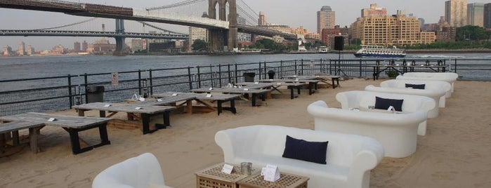Beekman Beer Garden is one of Summer Bars with a View.