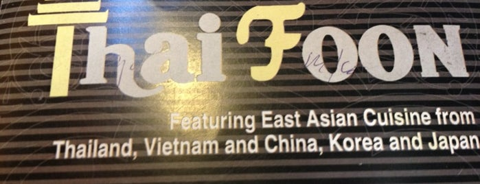 Thai Foon is one of Pittsburgh Bucket List.
