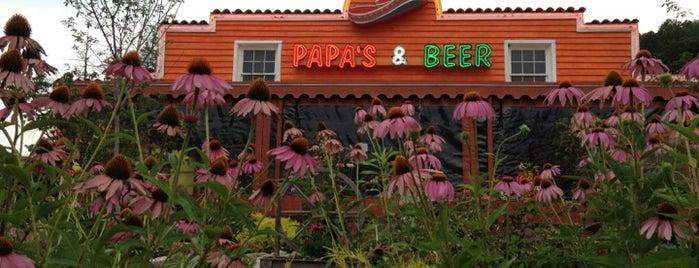 Papas & Beer is one of NC Trip.