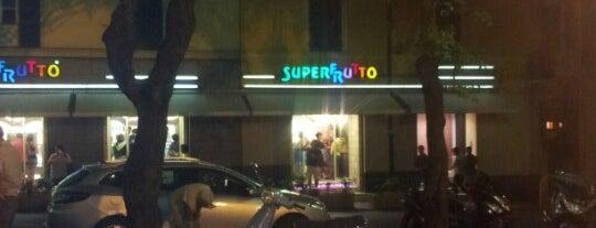Superfrutto is one of Locais salvos de Ash.