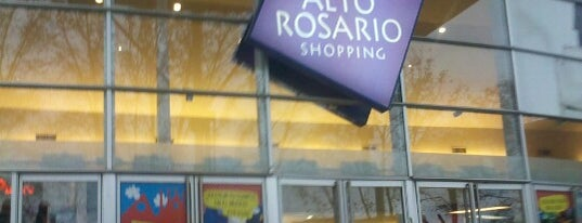 Alto Rosario Shopping is one of Rosario - Visitar.