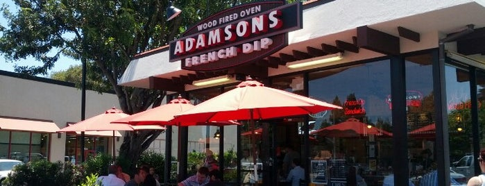 Adamsons French Dip is one of Roy: сохраненные места.