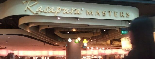 Rasapura Masters Food Court is one of XS - Been.