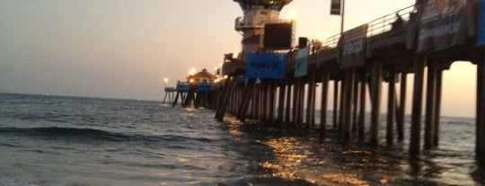 Huntington Beach Pier is one of Bollare's Summer Guide.