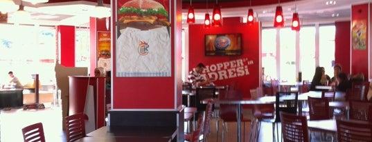 Burger King is one of farukgüllüoğlu.