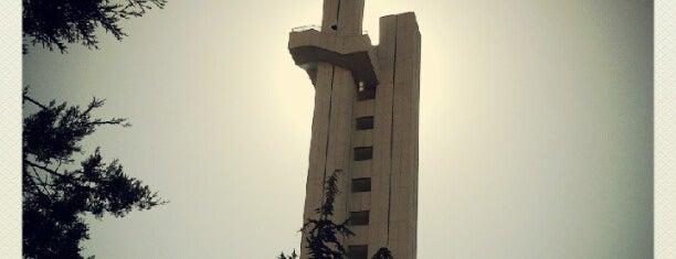 Our Lady of Zahle is one of Locais curtidos por Mil e Uma Viagens.