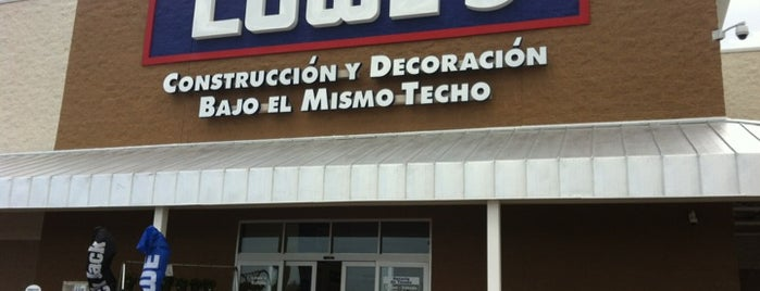 Lowe's is one of Alfonsoさんのお気に入りスポット.
