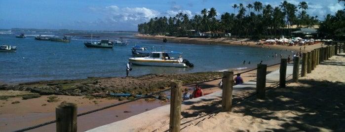 Praia do Forte is one of Points de Salvador.