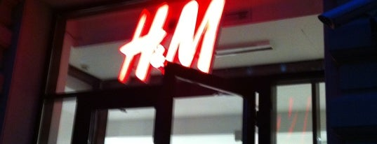 H&M is one of Питер.