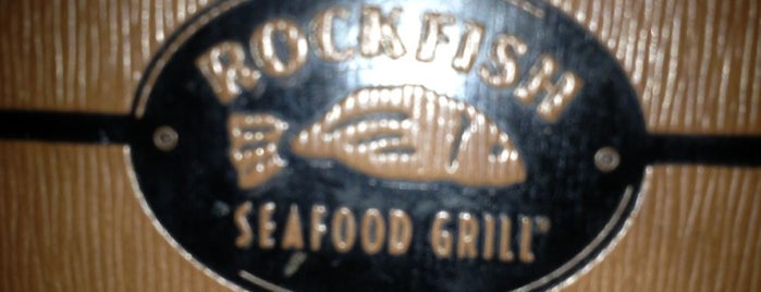 Rockfish Seafood Grill is one of North Texas favs.