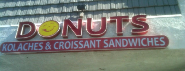 All Star Donuts is one of Food - Misc.