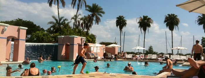 The Vinoy® Renaissance St. Petersburg Resort & Golf Club is one of Guide to St Petersburg's best spots.