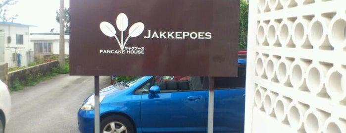 Jakkepoes is one of Okinawa.