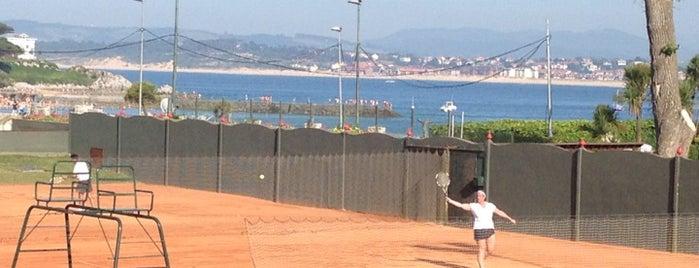 Real Sociedad de Tenis is one of Santander.