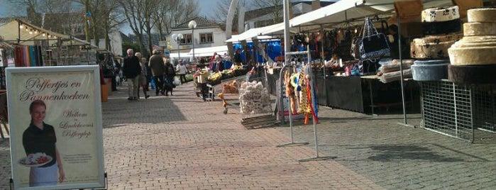Markt Den Burg is one of Lugares favoritos de Thomas.
