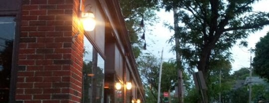 Cook & Brown Public House is one of Providence.