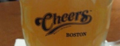 Cheers is one of My Boston Bean.