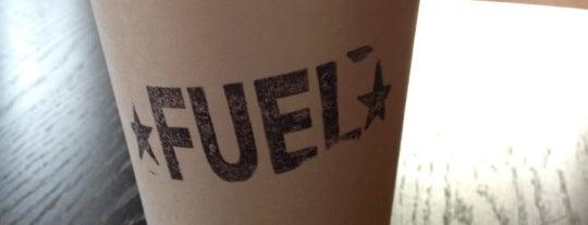 Fuel Coffee Shop is one of barbie 님이 저장한 장소.