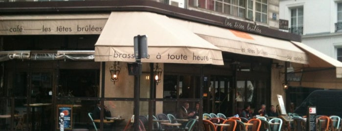 Les Têtes Brûlées is one of Lieux qui ont plu à Jean Sébastien.