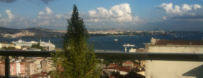 Leb-i Derya is one of Istanbul Tourist Attractions by GB.