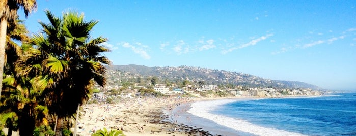 City of Laguna Beach is one of La to sf.