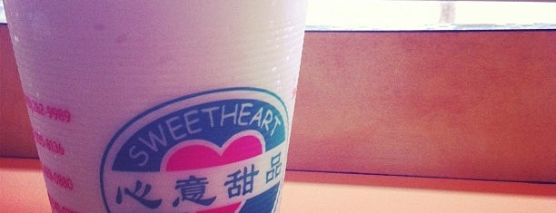 Sweetheart Cafe is one of Lugares favoritos de Kris.