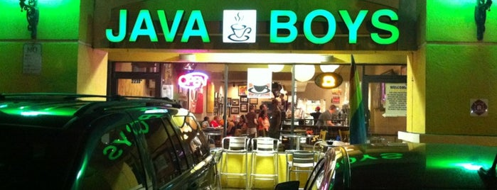 Java Boys is one of Miami Must.