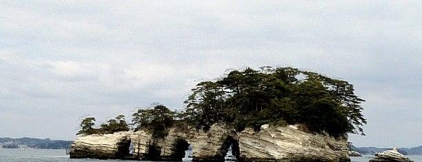 Matsushima is one of Lieux qui ont plu à Masahiro.
