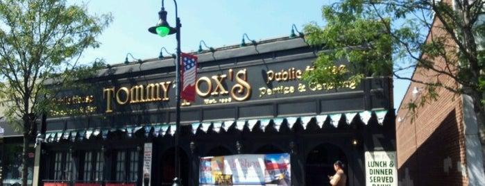 Tommy Fox's is one of Gespeicherte Orte von Eddie.