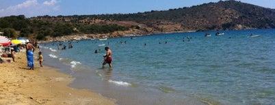 Kalamakia Beach is one of Eva'nın Beğendiği Mekanlar.