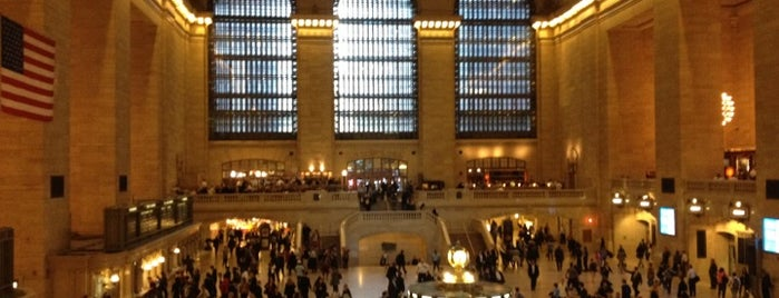 Grand Central Terminal is one of NYC greatest venues.