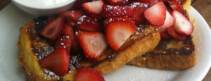 Amandine Patisserie Cafe Brentwood is one of Breakfast Is Served.