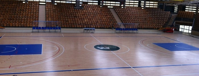 Pabellón Polideportivo de Mendizorroza is one of Vitoria-Gasteiz para visitantes.
