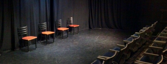 The Playground Theater is one of Favorite Comedy Theaters.