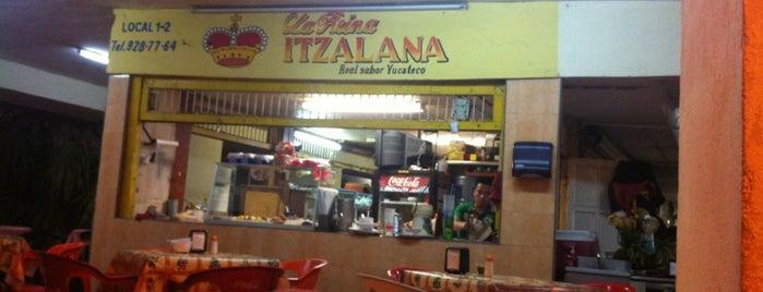 La Reina Itzalana is one of Restaurantes, bares y cafés.