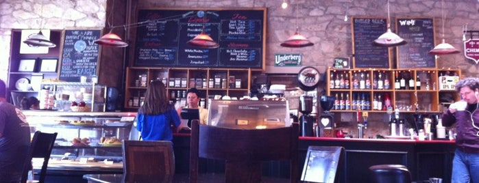 East Village Coffee Lounge is one of Road trip - LA to SF.