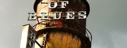 Crossroads At House Of Blues is one of Orte, die Luis gefallen.