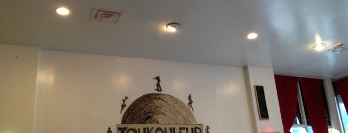 Le Toukouleur is one of Brooklyn Eats.