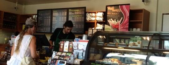 Starbucks is one of Favorite.