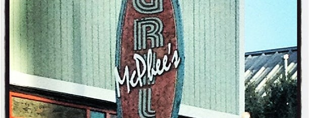 McPhee's Grill is one of Mauricio 님이 좋아한 장소.