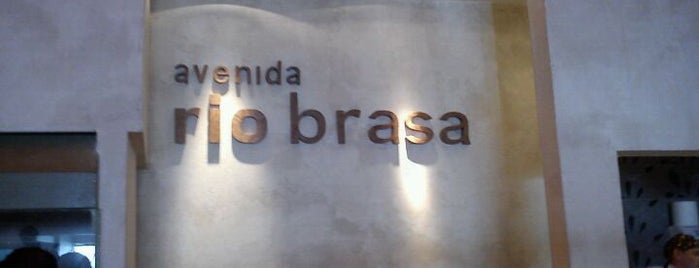 Avenida Rio Brasa is one of Orte, die Michel gefallen.