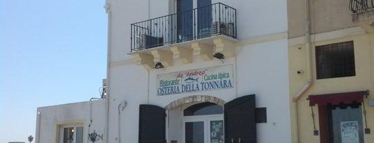 Osteria della Tonnara is one of Sardinia.