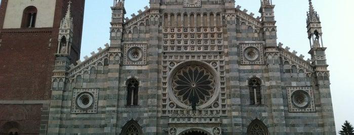 Monza is one of Italian Cities.