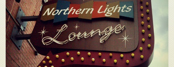 Northern Lights Lounge is one of Bars to try.