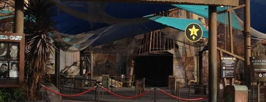 WaterWorld is one of Must-visit Theme Parks in Universal City.