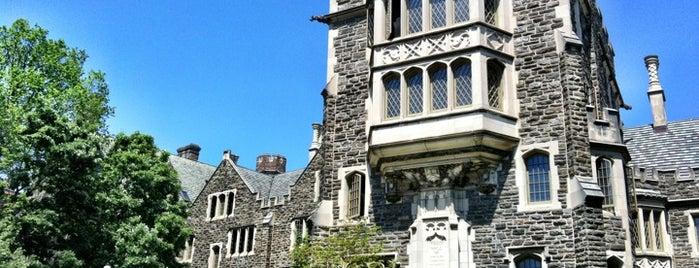 มหาวิทยาลัยพรินซ์ตัน is one of EDUCATION · University.